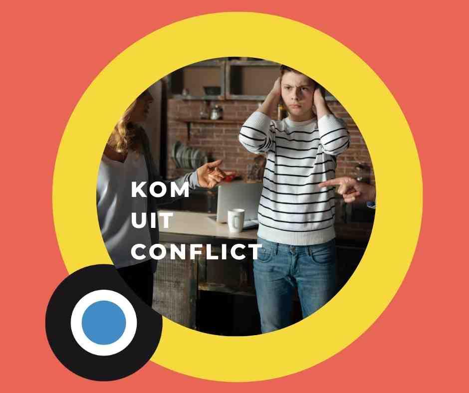 Kom uit conflict traject